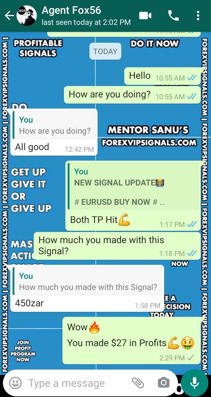 forex signals twitter by forex vip signals