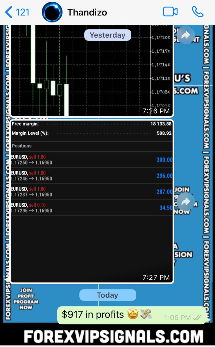 forex trading signals daily with forex vip signals