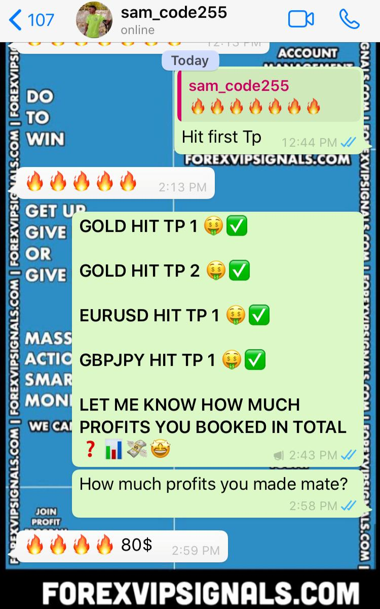 forex trading signals provider with forex vip signals
