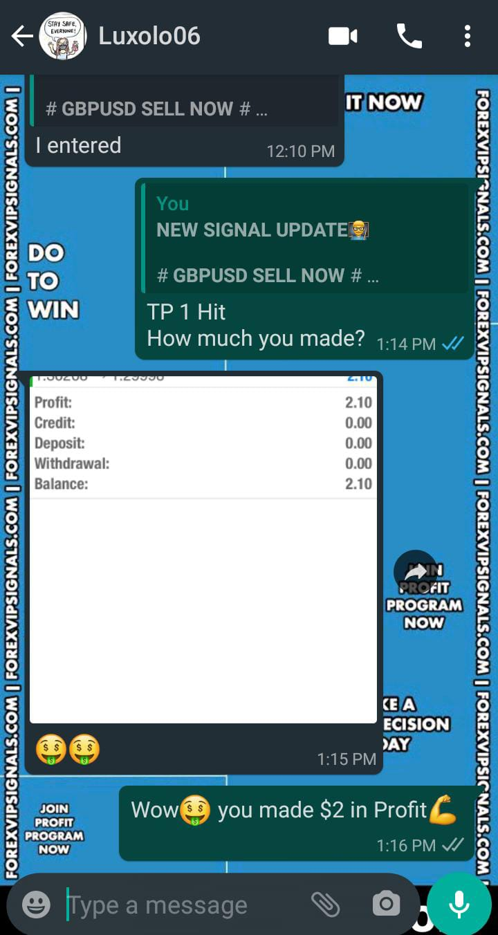 forex whatsapp group chat with forex vip signals