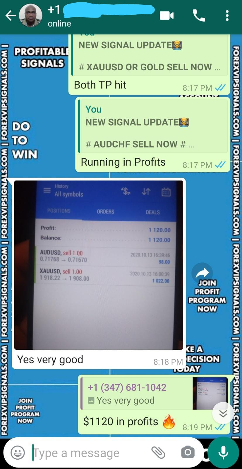 free forex signals daily by forex vip signals