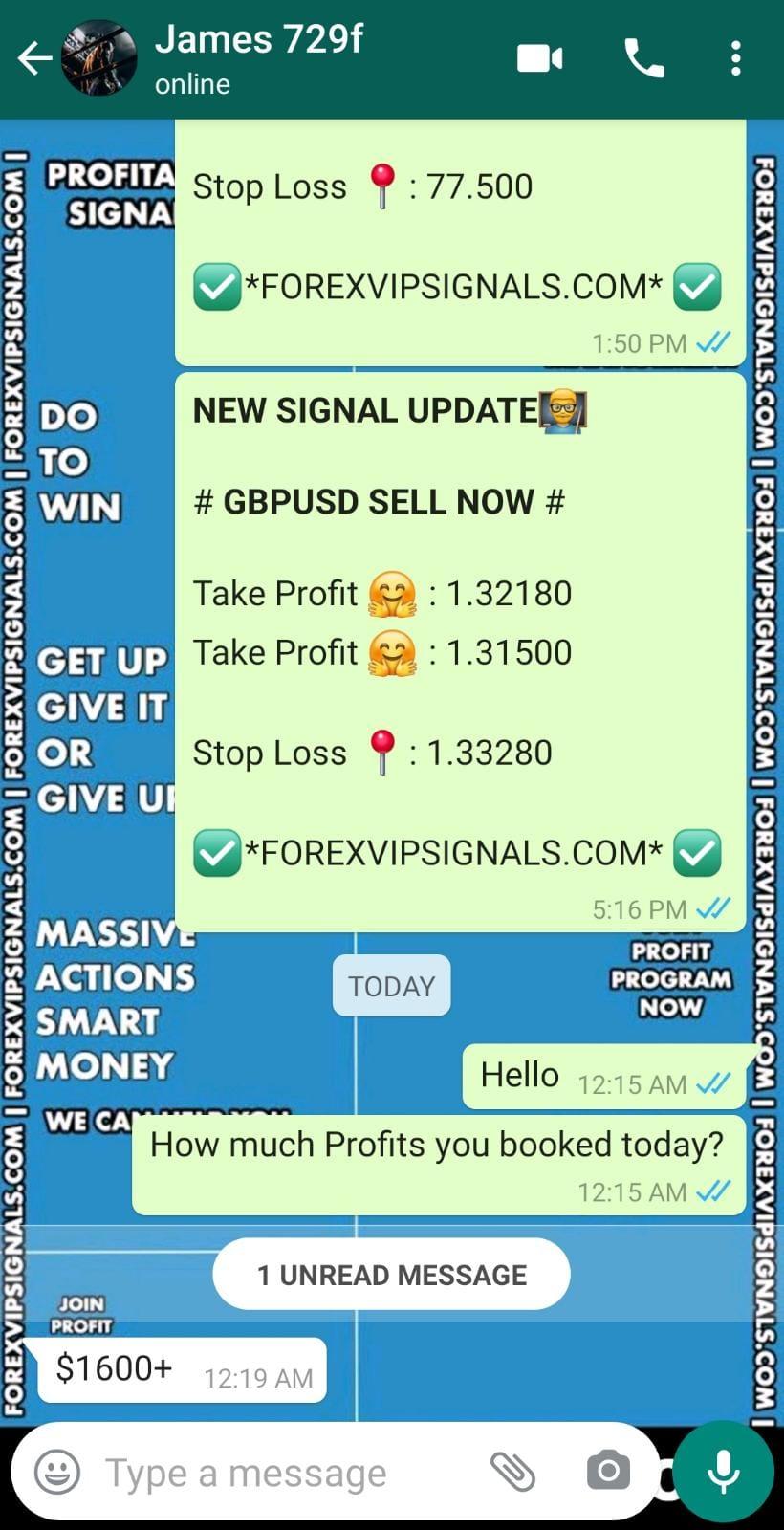 premium forex signals by forex vip signals