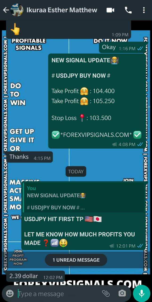 best forex trading signals by forex vip signals