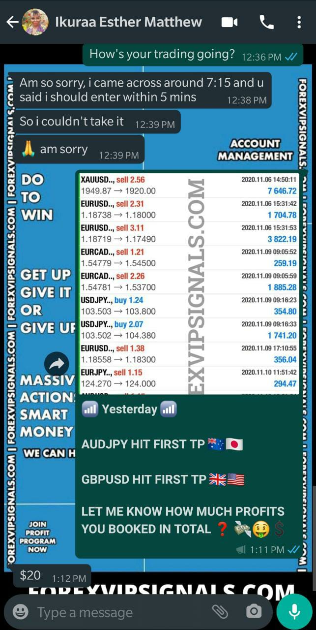 best signal with forex vip signals