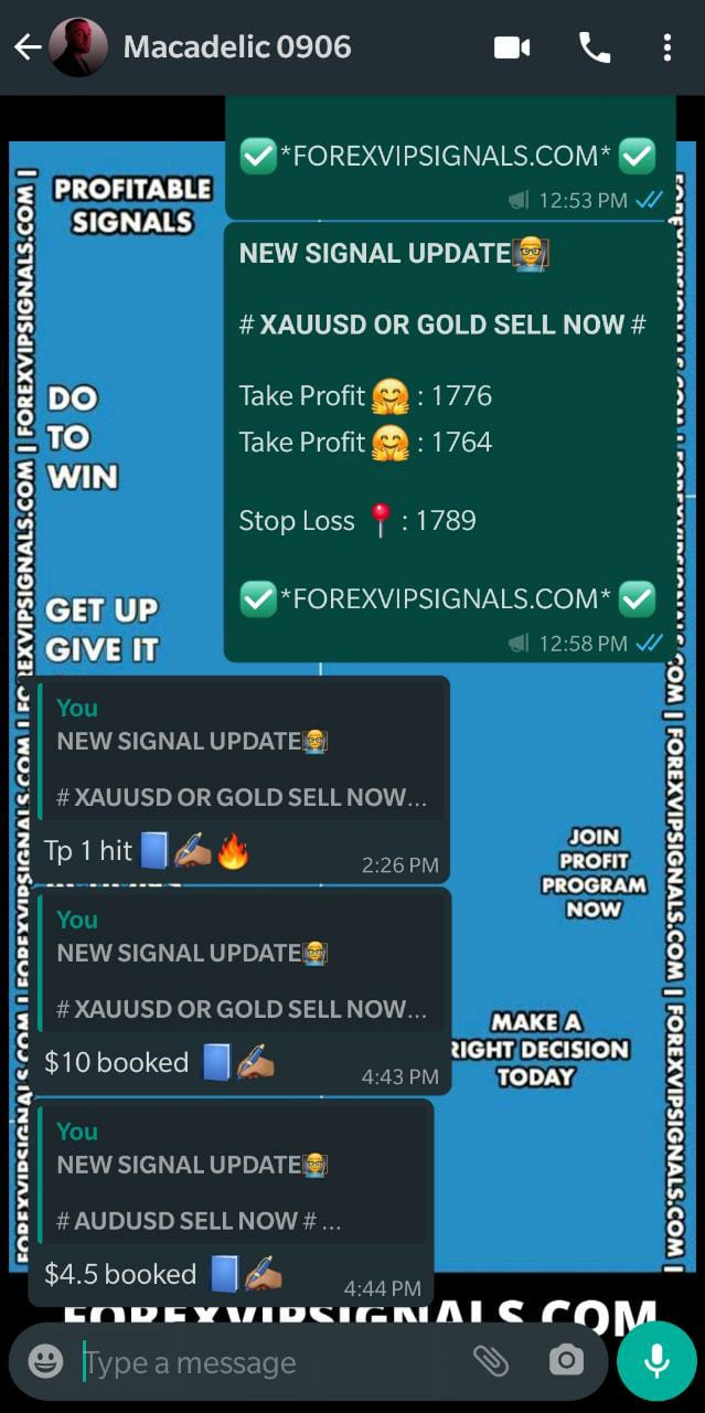 fx trading signals by forex vip signals