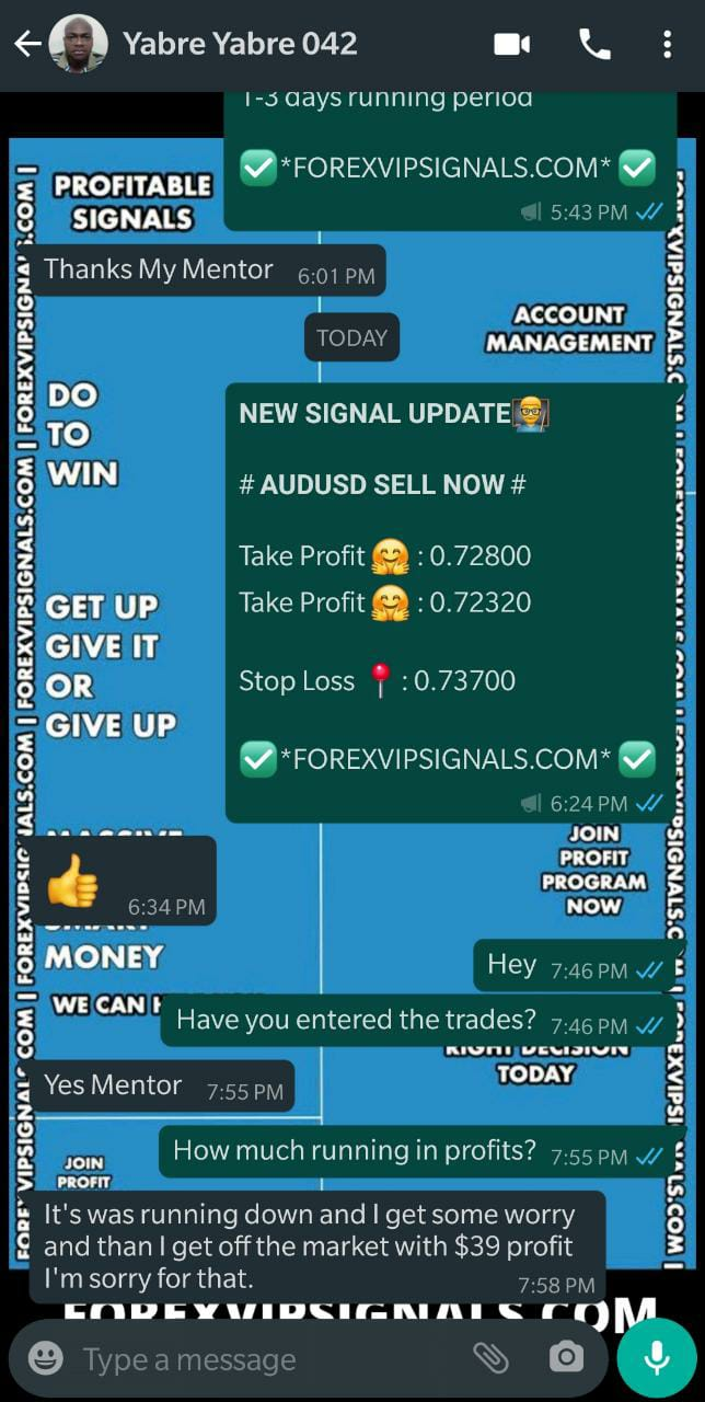 scalping signals with forex vip signals