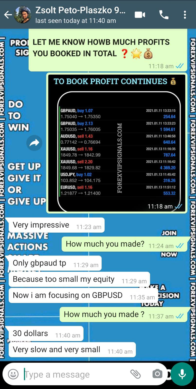 free forex signals live with forex vip signals