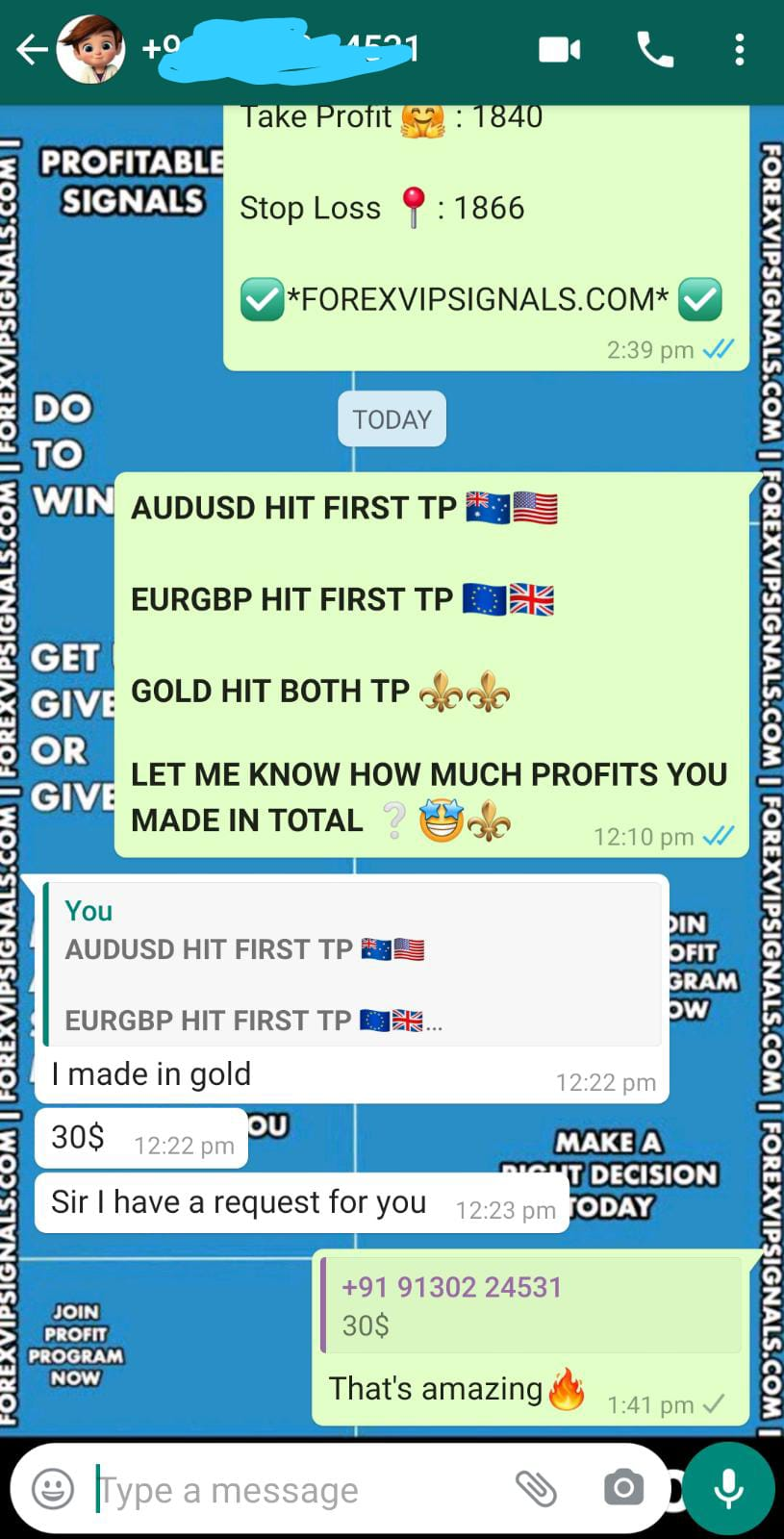 free forex signals live by forex vip signals