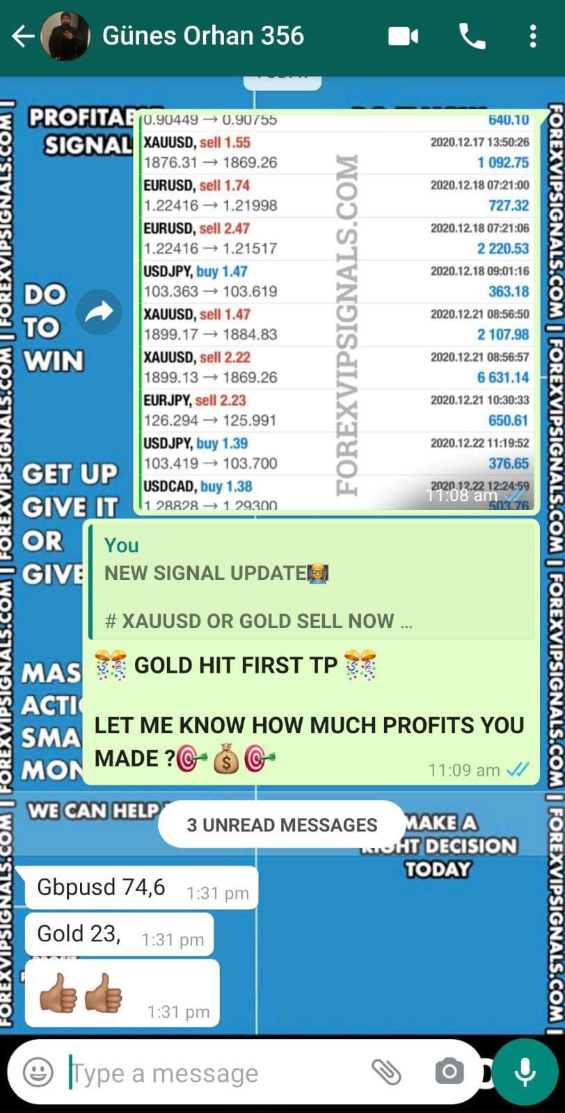 signal forex real time by forex vip signals