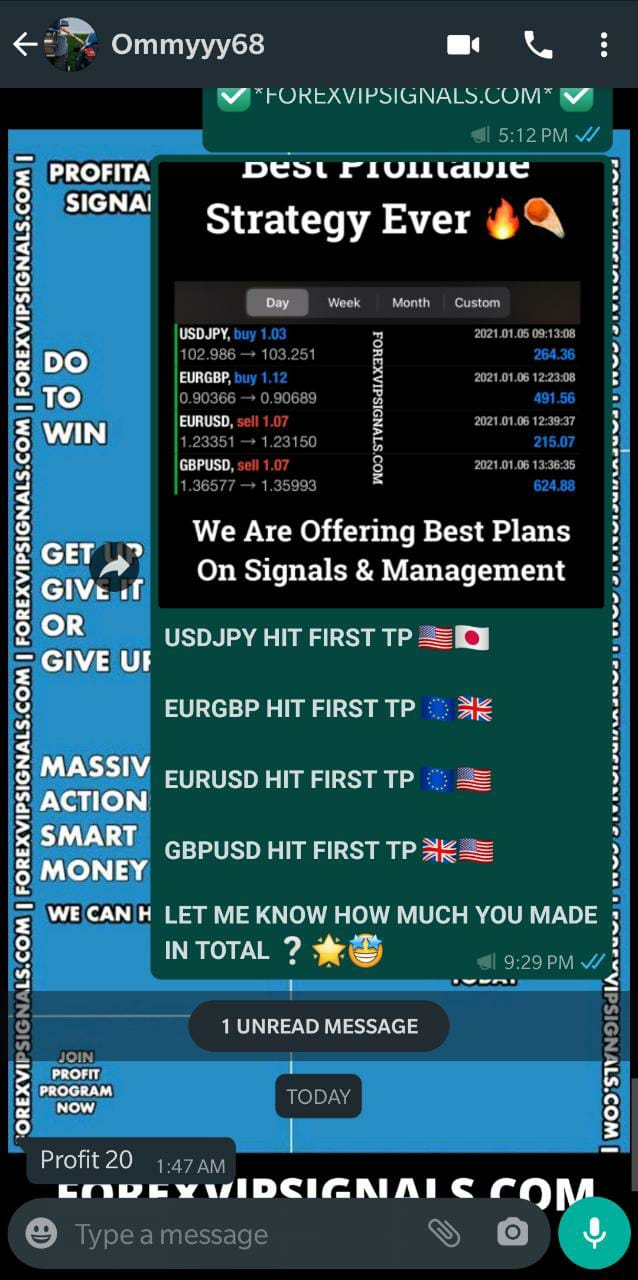 verified forex signals with forex vip signals