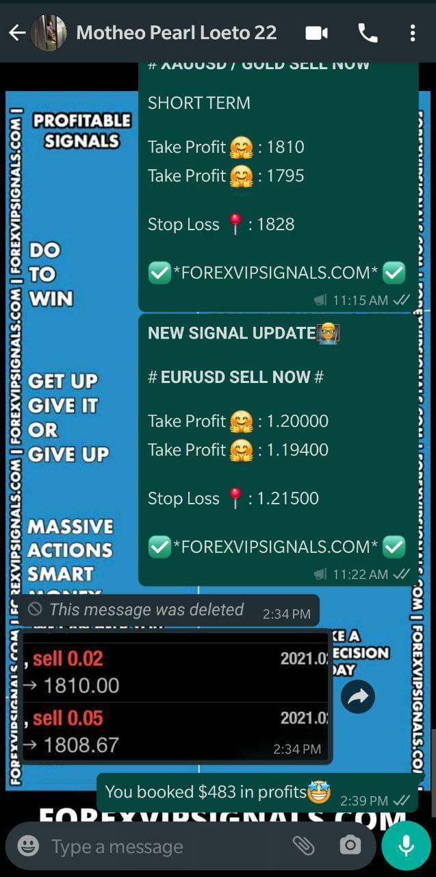 best forex telegram group with forex vip signals