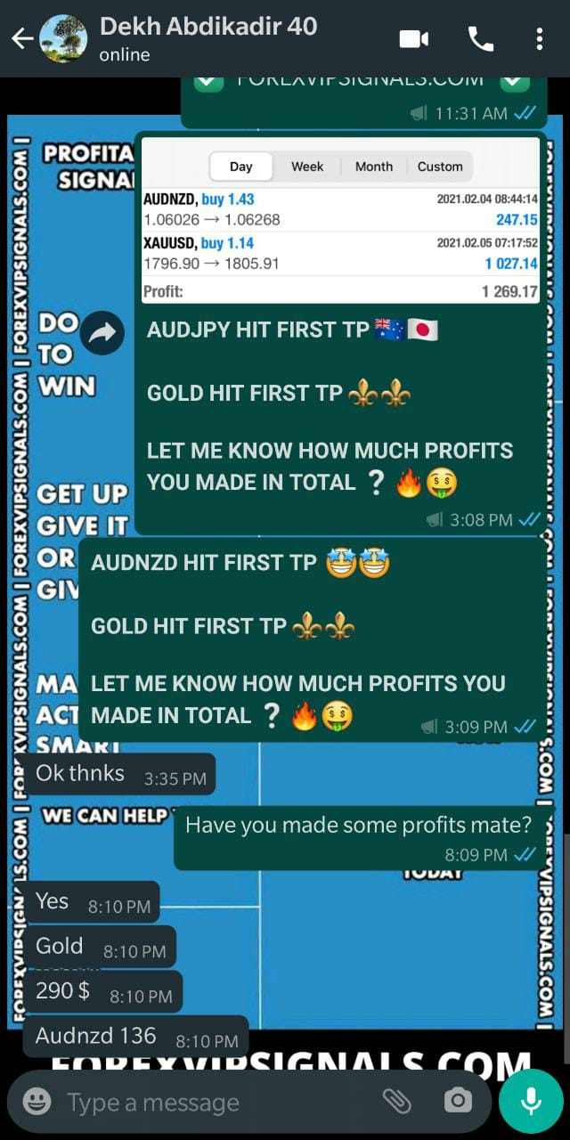 best trading signals with forex vip signals