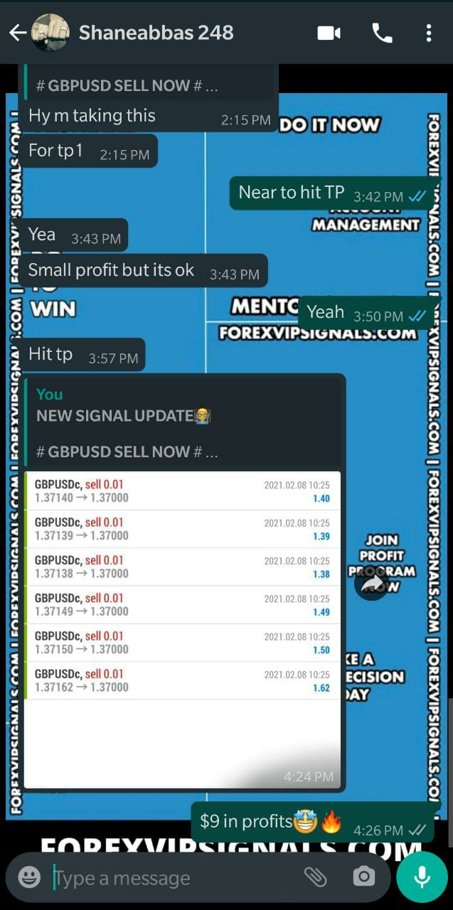 forex scalping signals with forex vip signals