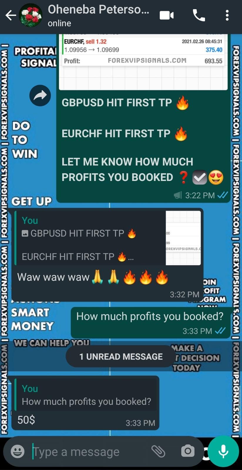 free forex trading signals daily with forex vip signals
