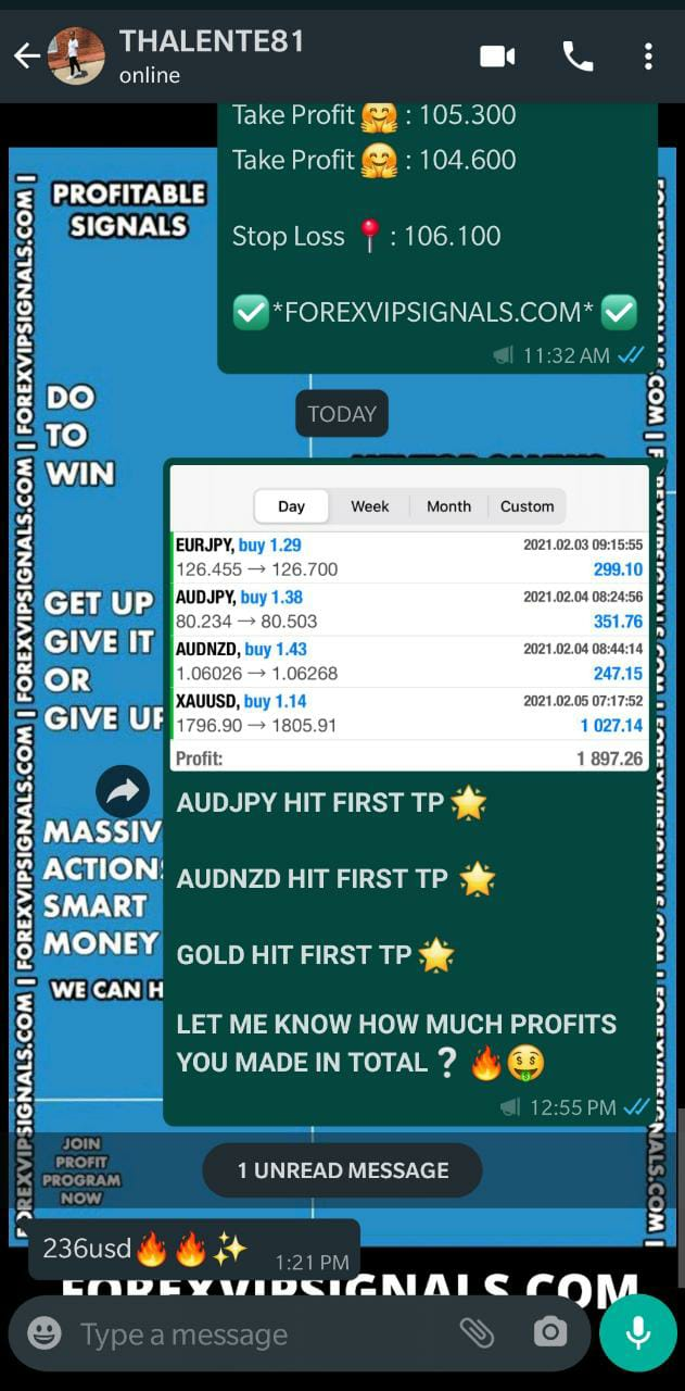 trusted forex signals with forex vip signals