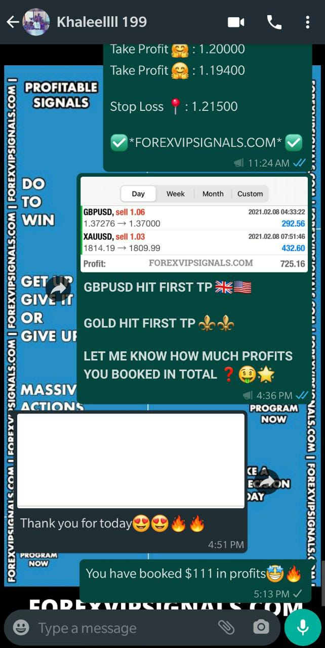 vip forex signals by forex vip signals