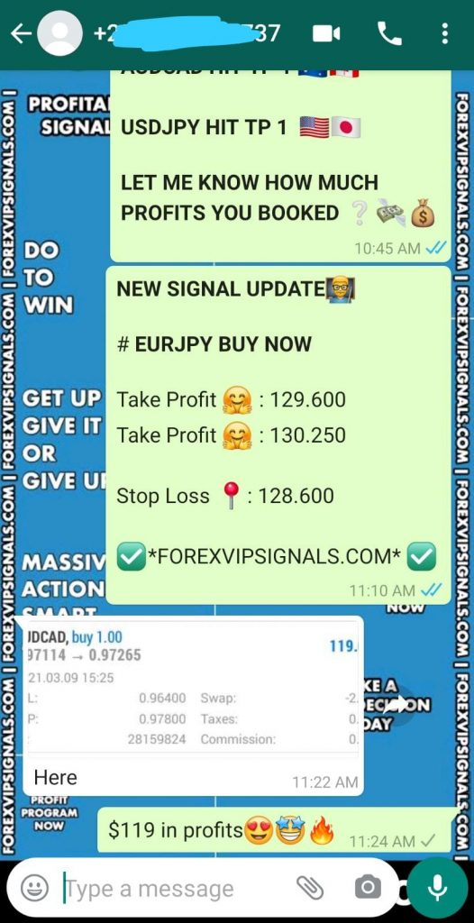 free trading signals with forex vip signals