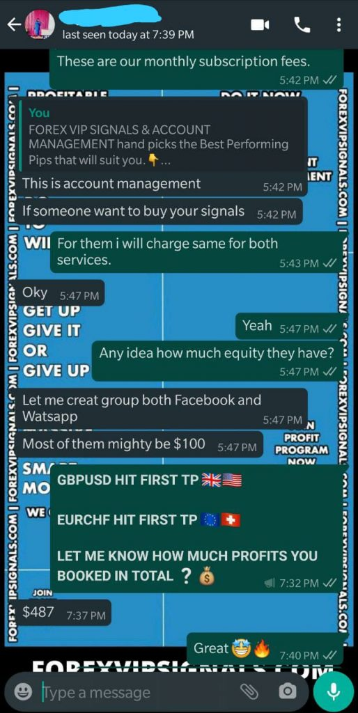live forex signals with forex vip signals