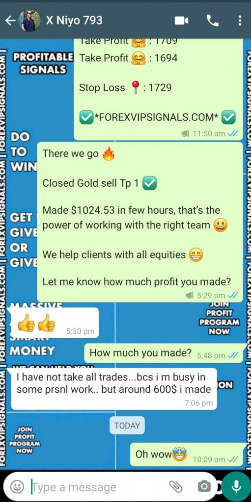 live forex signals by forex vip signals