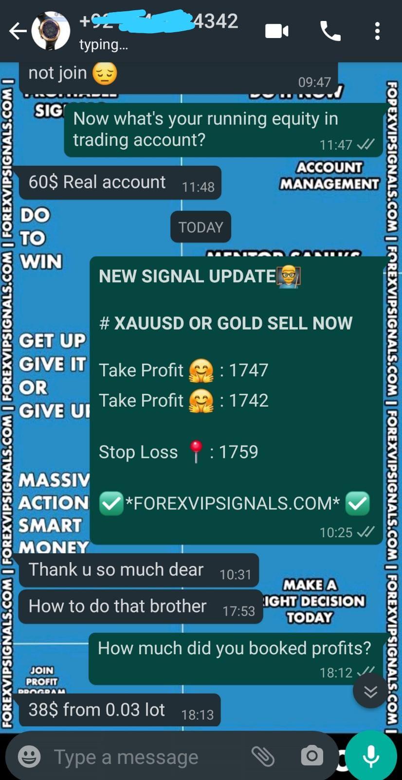fx profit signals with forex vip signals