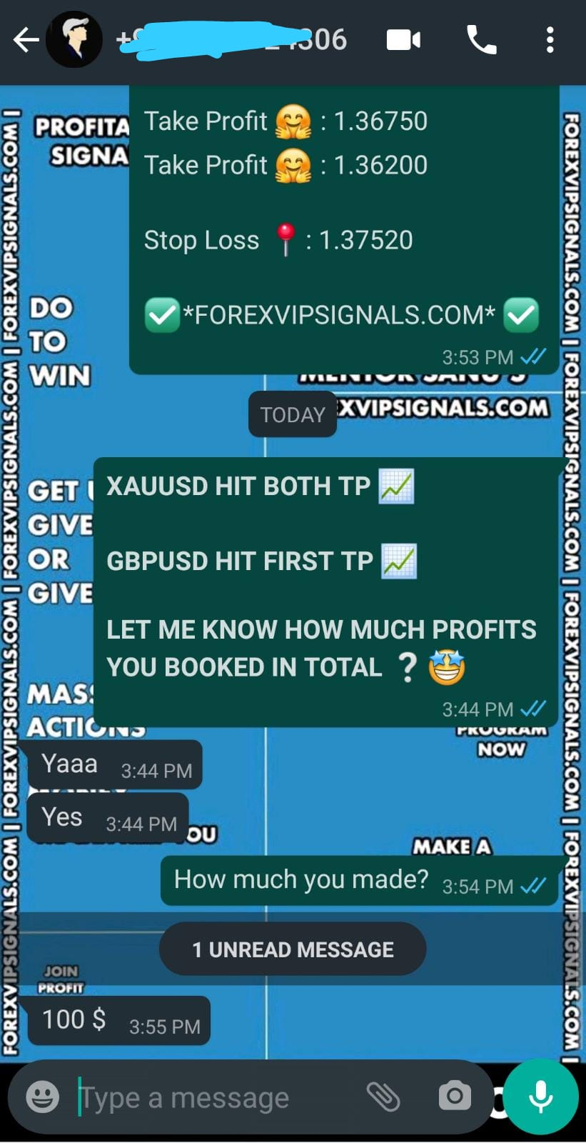 live daily signals with forex vip signals