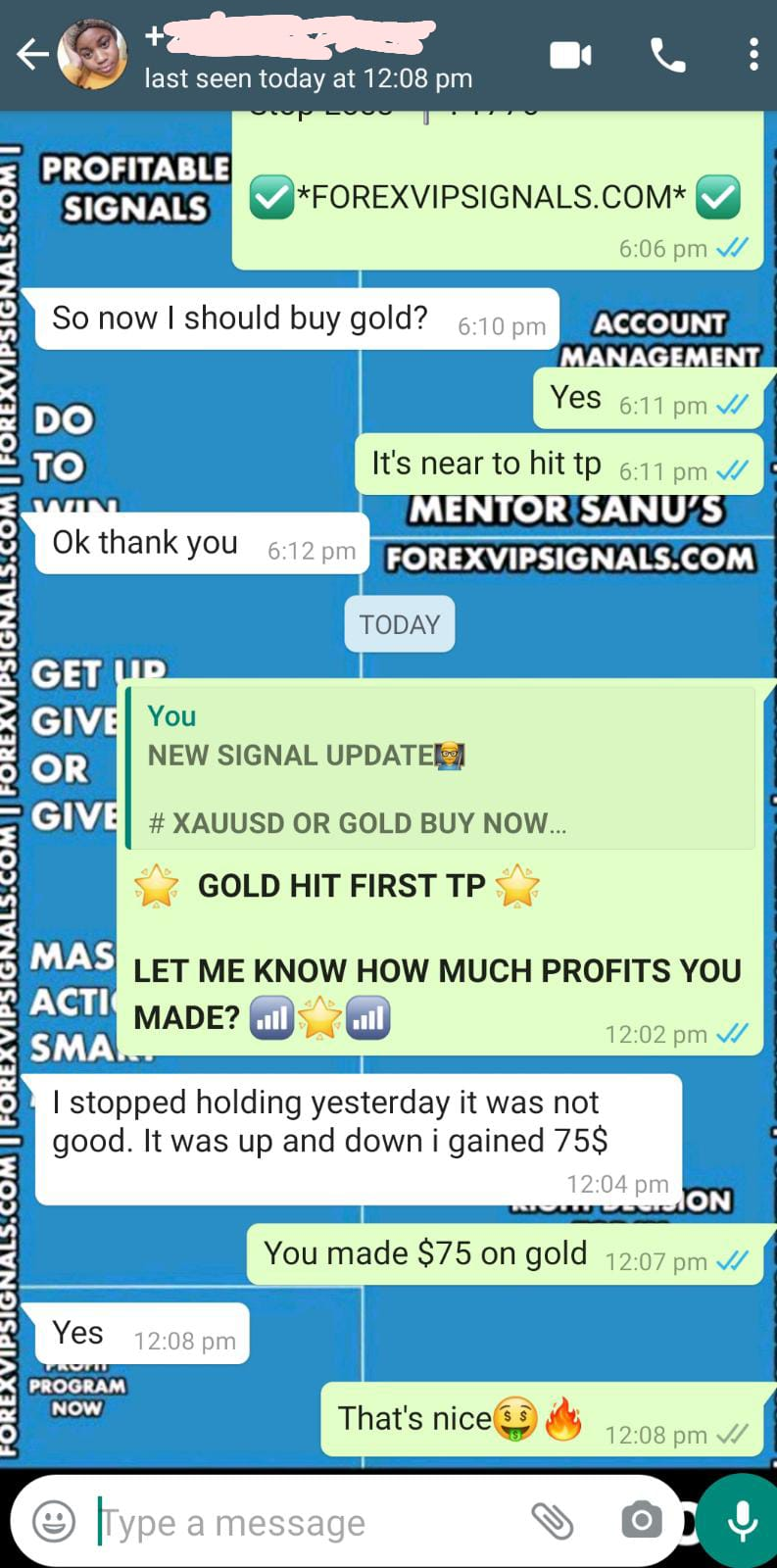 vip signals by forex vip signals