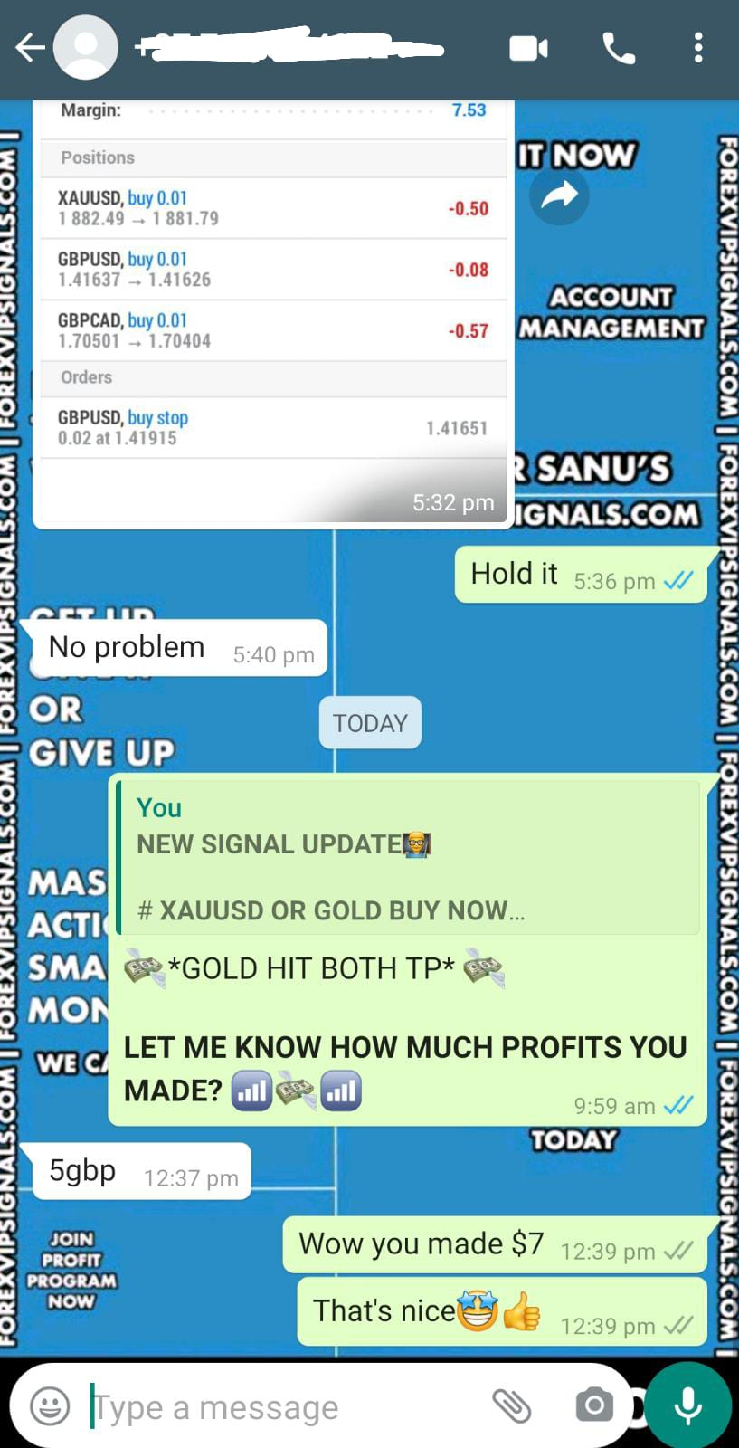 daily forex signals with forex vip signals