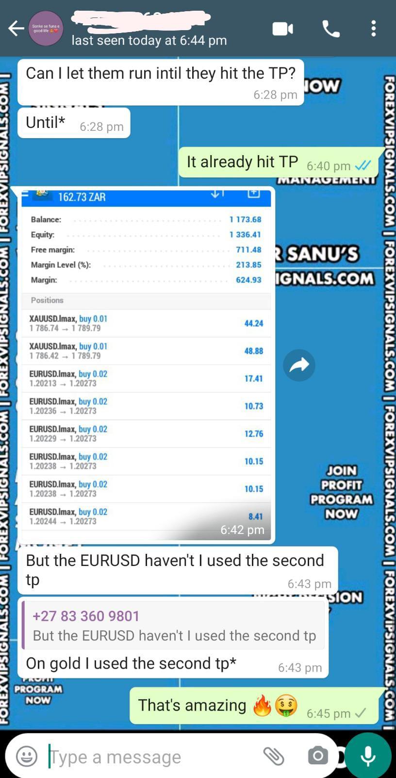forex telegram with forex vip signals