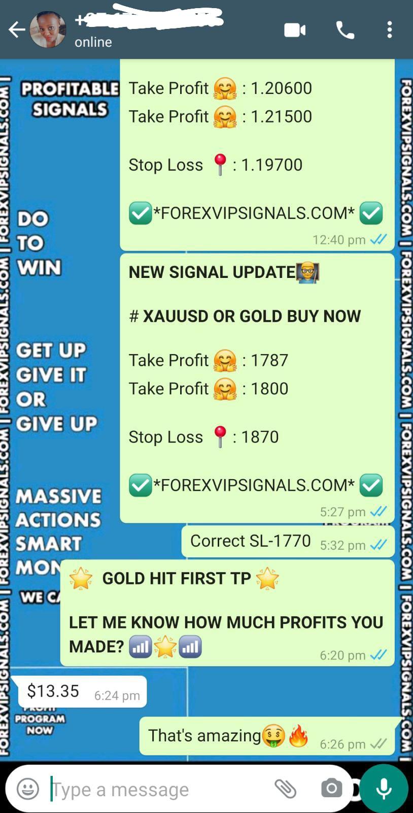 honest forex signals by forex vip signals