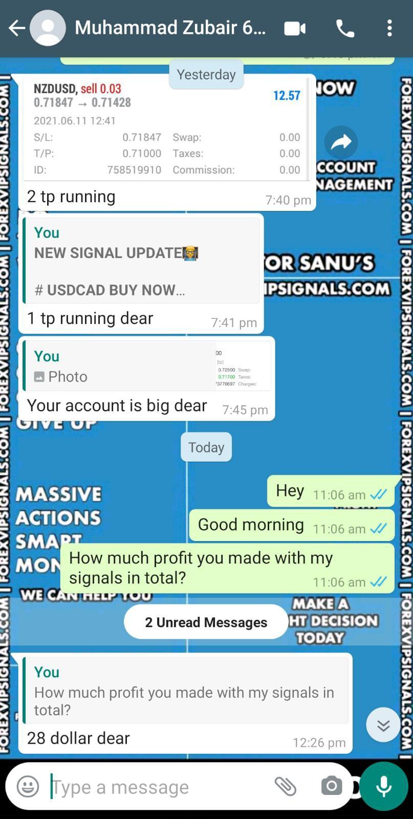 best vip forex signals with forex vip signals