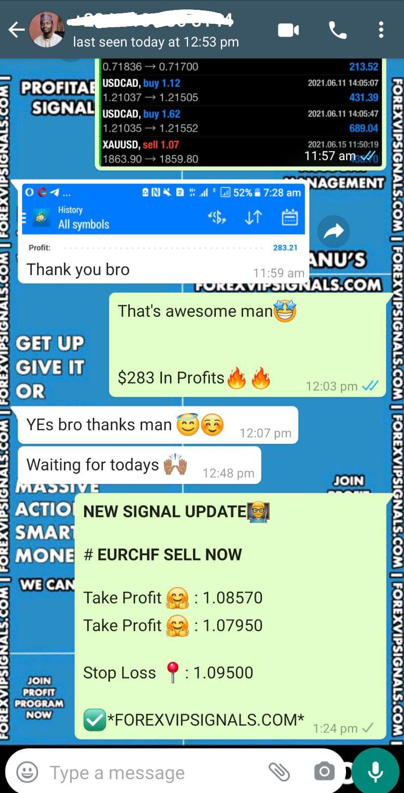 forex signals online with forex vip signals