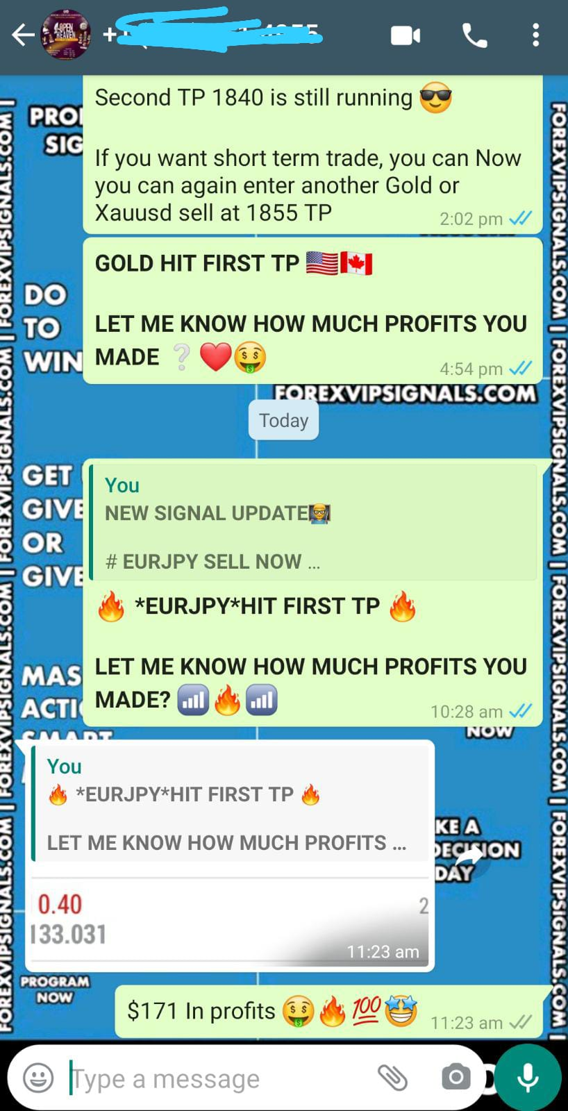 real time forex signals with forex vip signals