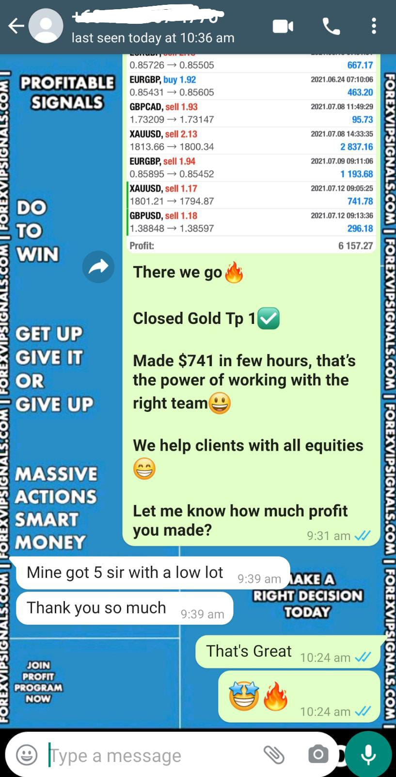 currency markets live with forex vip signals