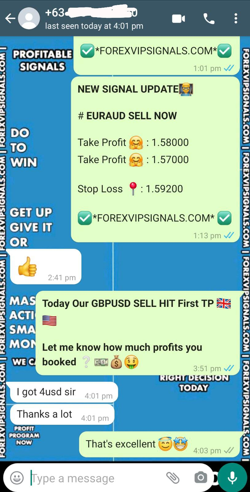 daily trade alert with forex vip signals