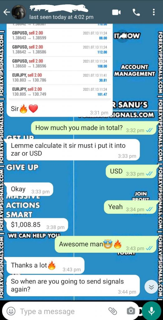 forex daily with forex vip signals