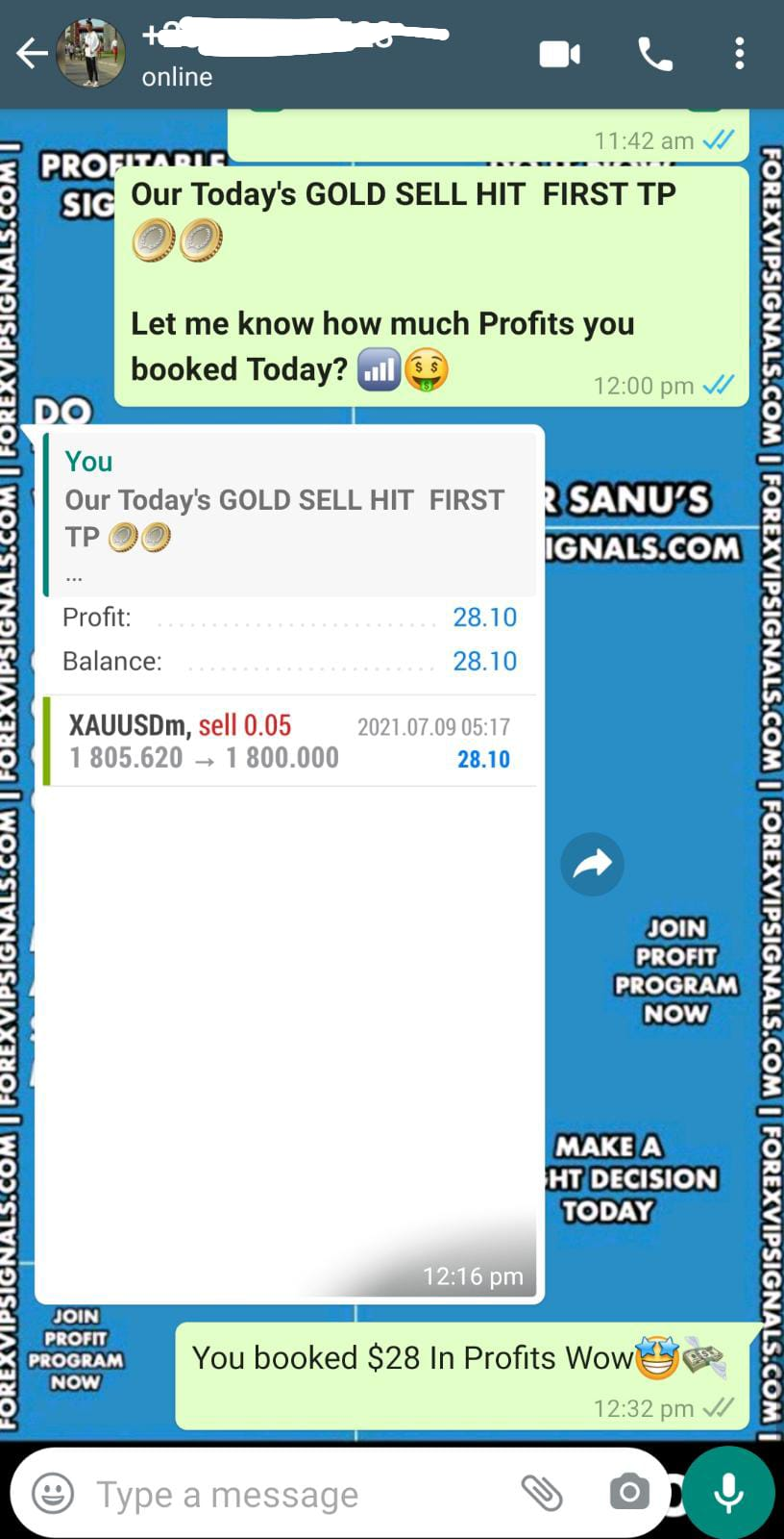 forex signals with forex vip signals