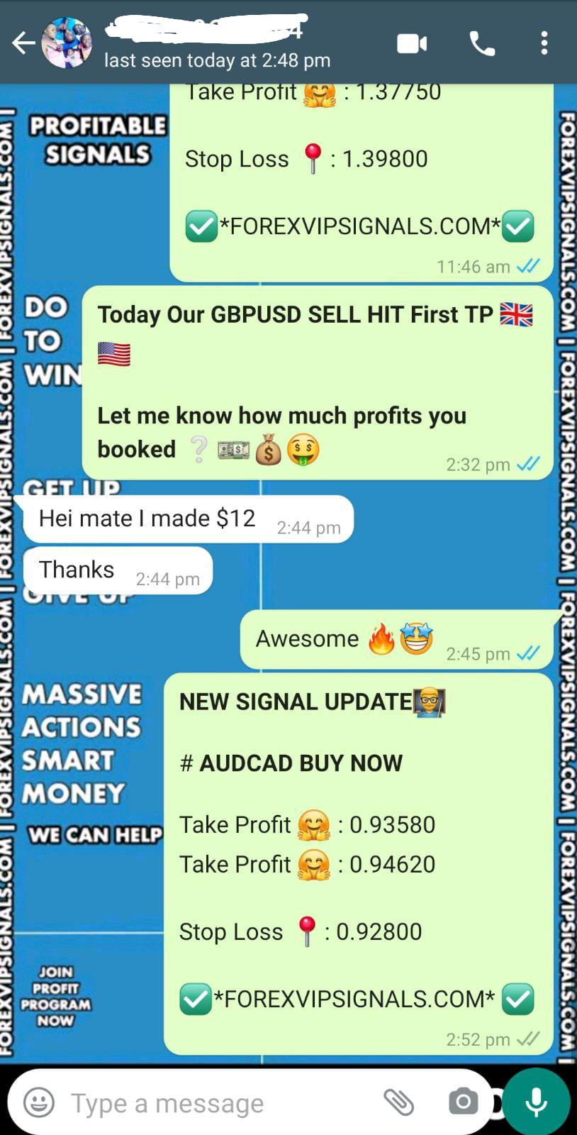 free vip forex signals with forex vip signals