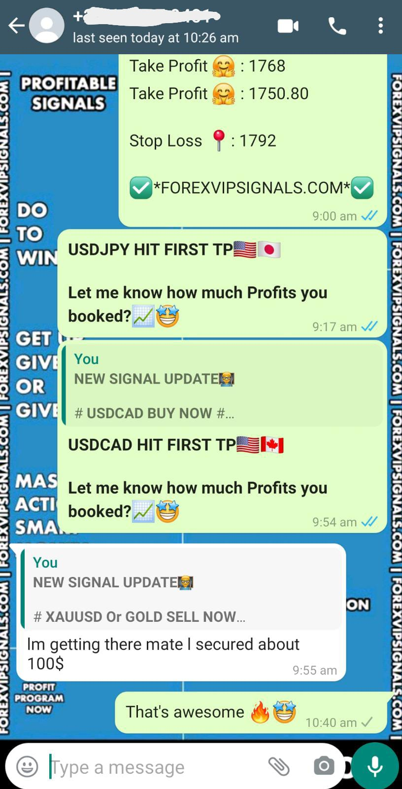 accurate forex signals by forex vip signals