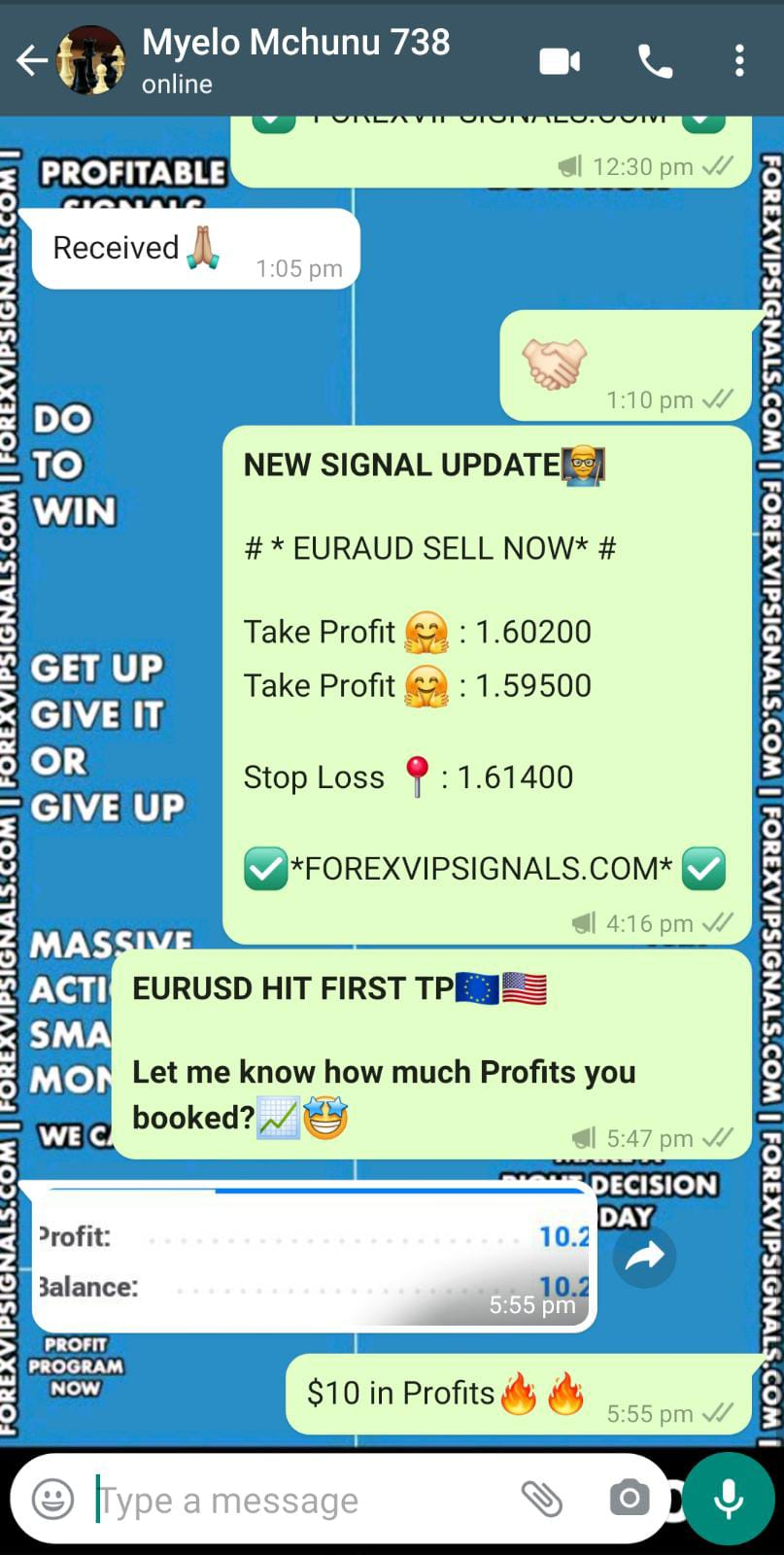 direct forex signals by forex vip signals