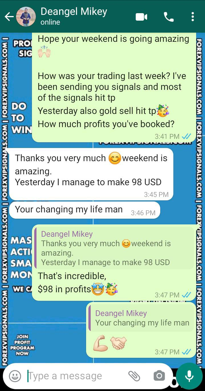 forex scalping signals by forex vip signals