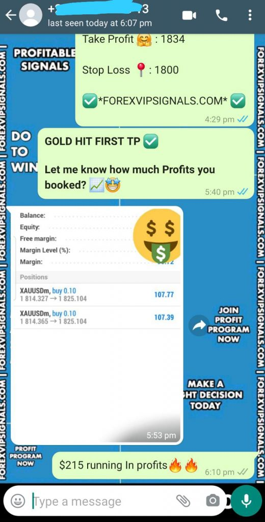 forex signal service by forex vip signals