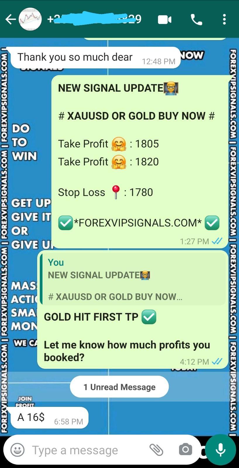 forexsignals by forex vip signals