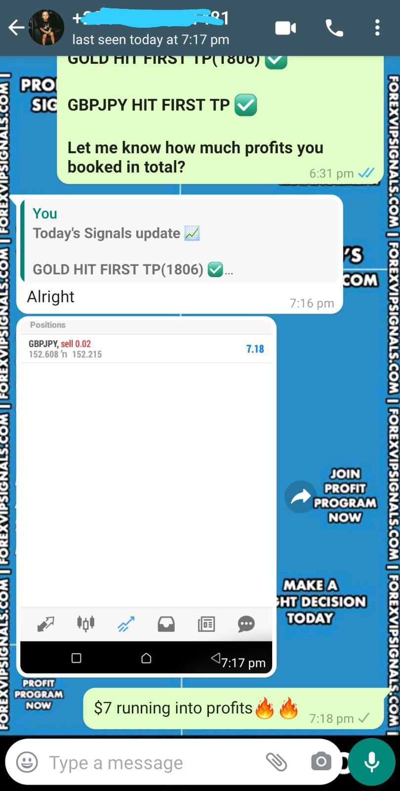 forexsignals with forex vip signals