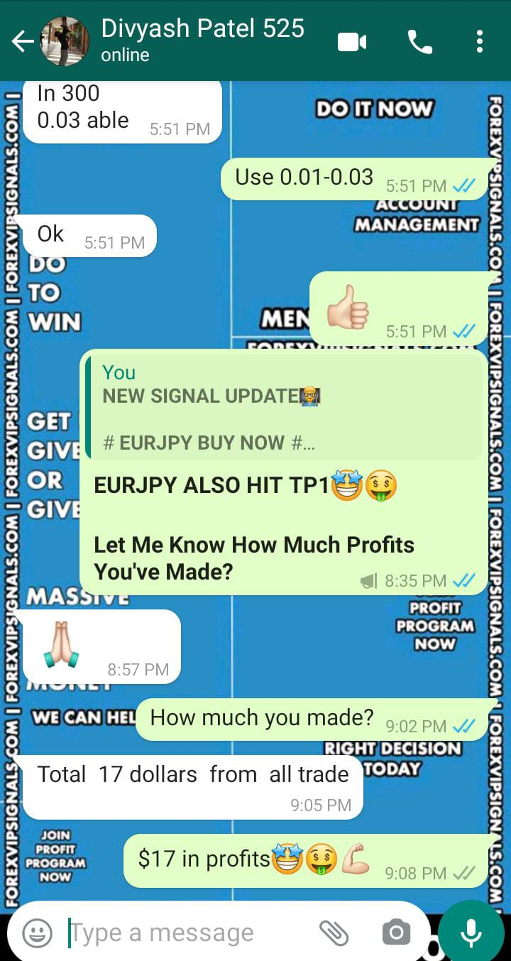 free forex signals by forex vip signals