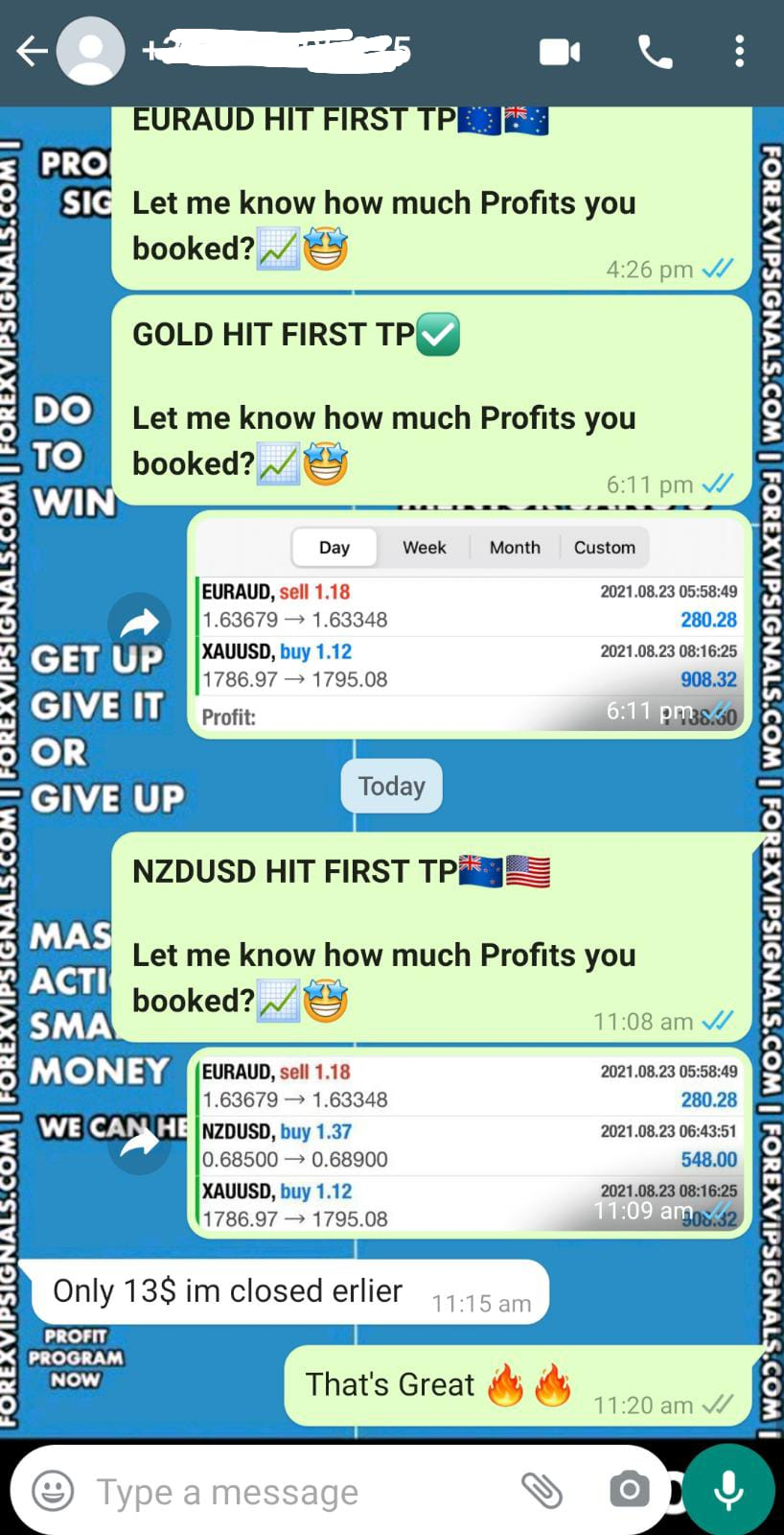 free forex signals with forex vip signals