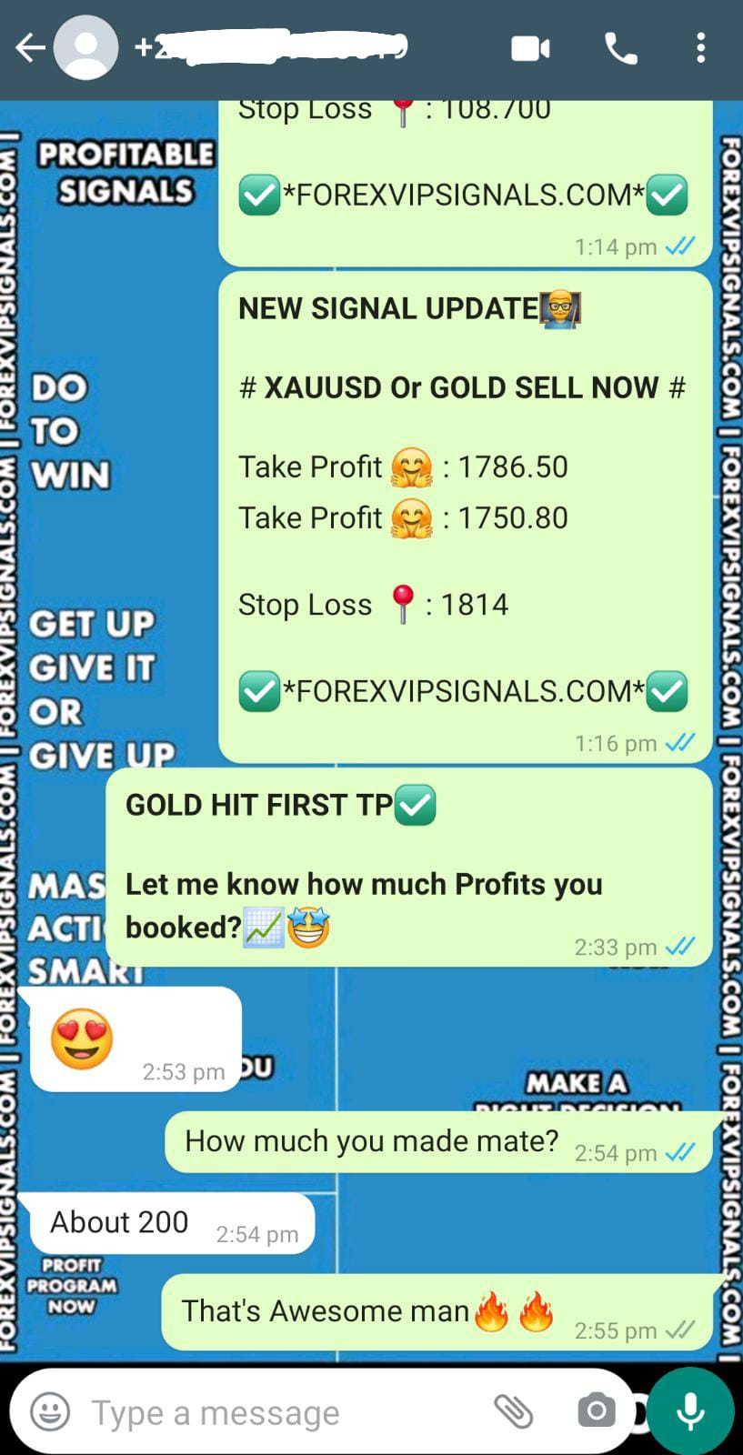 free trading signals by forex vip signals