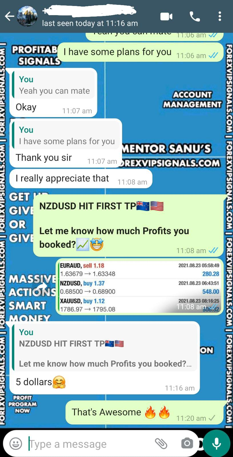 trading signals with forex vip signals