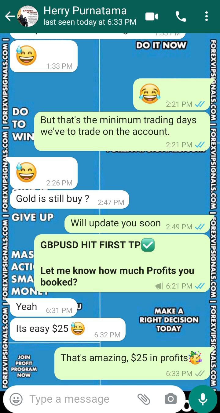 forex signal service with forex vip signals