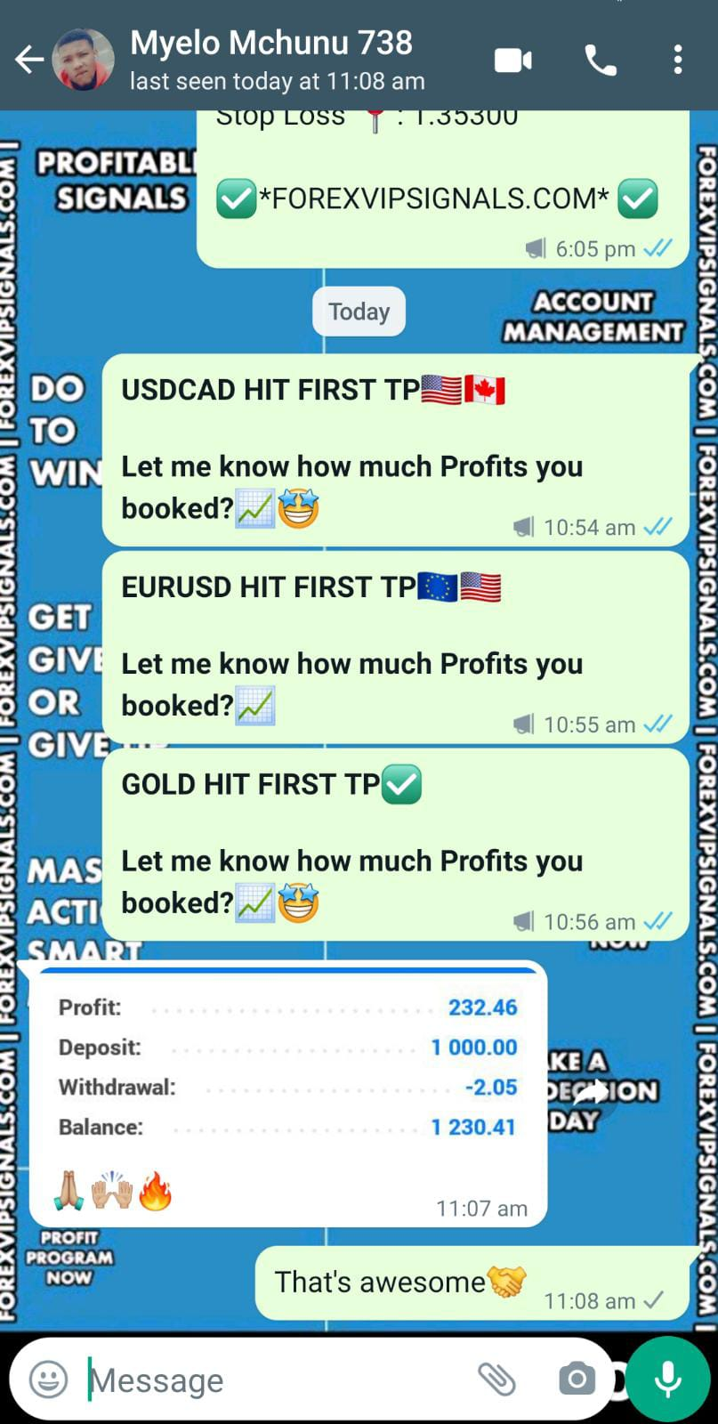 major currency pairs with forex vip signals