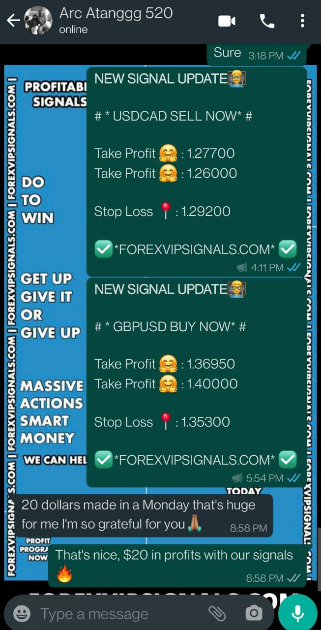 trading pairs with forex vip signals